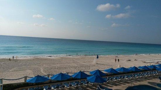 Occidental Tucancun: la playa