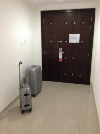 Hawthorn Suites by Wyndham Dubai, Jbr: Ingresso