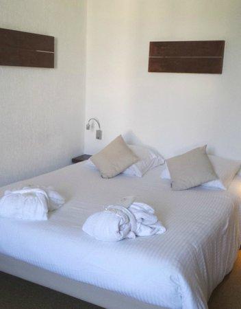 Hotel Windsor Nice : Comfy bed!