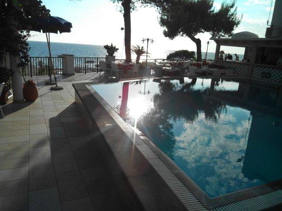 Villa Bianca: piscina