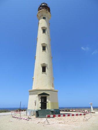 California Lighthouse: The lighthouse