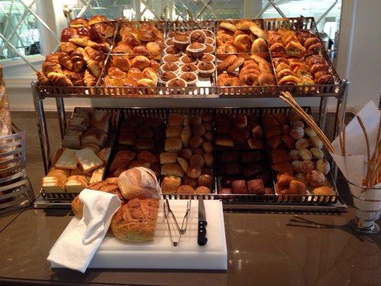 Elite World Business : Brioches della colazione