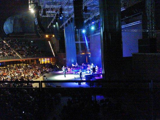 Sale Parco Della Musica Roma : Massimo! ..al minimo della risoluzione ; foto di auditorium