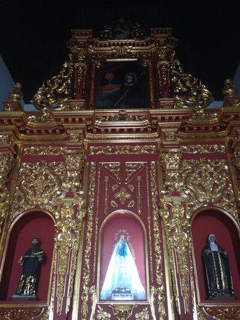 Convento La Popa de la Galera : Capela