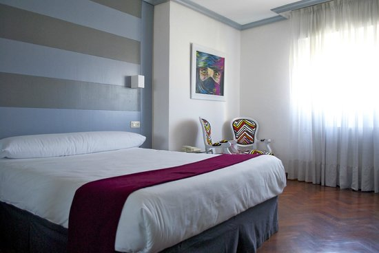 Hotel Vigo Plaza: Habitación Doble Apartamento