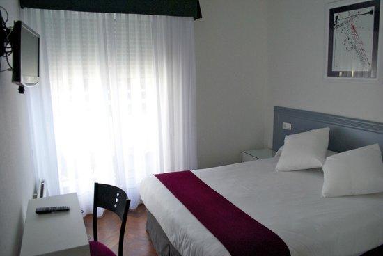 Hotel Vigo Plaza: Habitación Doble Terraza