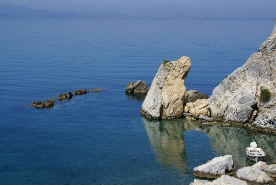 Naxos Diving: Kampos Komiakis Bay (Agios Mamas)