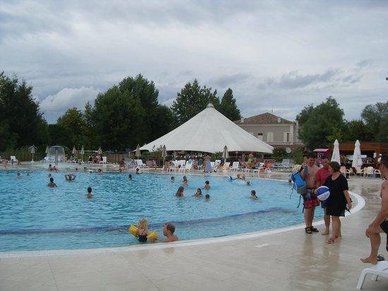 Camping Vigna sul Mar: piscina