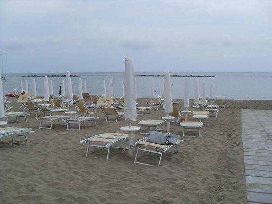 Camping Vigna sul Mar: spiaggia