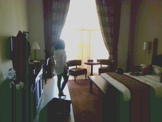 Liwa Hotel : Chambre
