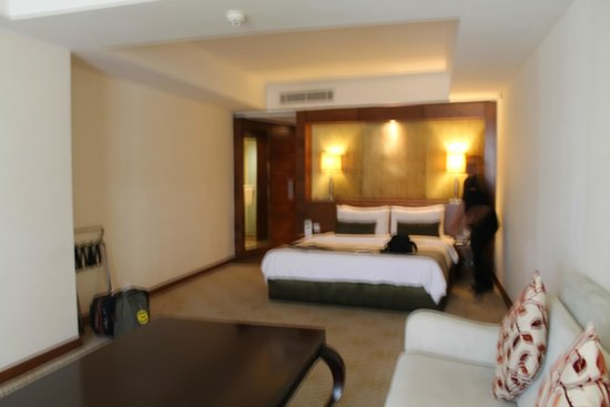 Aryaduta Medan: Our room