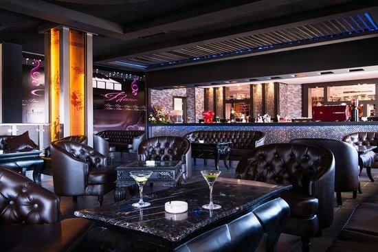 Labranda Aqua Fun Club Marrakech : Piano Bar