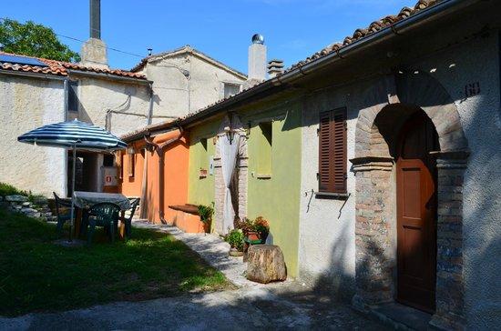 Borgo Bonaventura: 1600