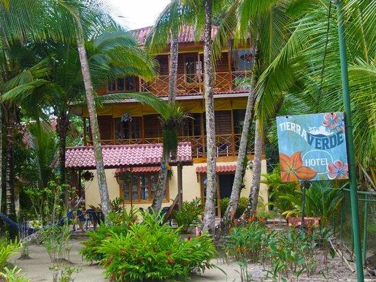 Hotel Tierra Verde: Front of Tierra Verde
