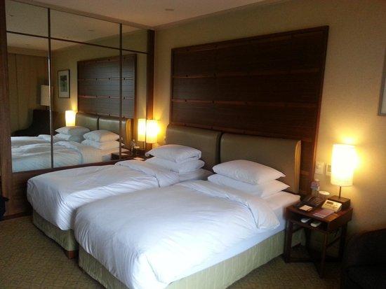 Hyatt Regency Jeju : 部屋
