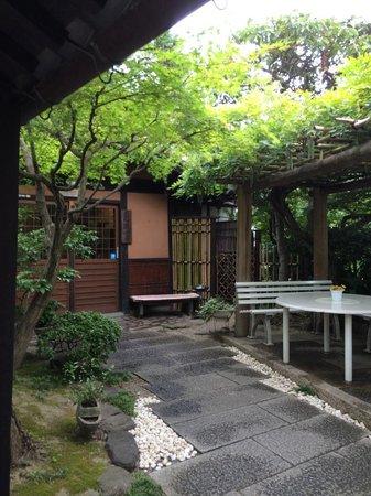 Restaurant Kiyutei : お店の入り口