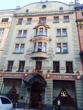 K+K Hotel Central: Hotel K & K in Prague