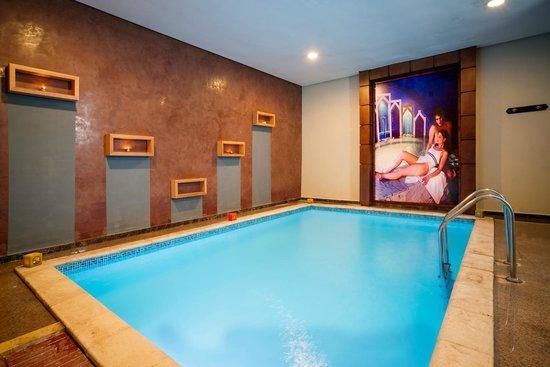 Aqua Fun Club Marrakech : Spa - Indoor Heated Pool