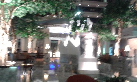 Novotel Bangkok Suvarnabhumi Airport: inside