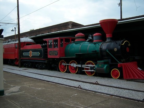 Chattanooga Choo Choo: The Choo Choo