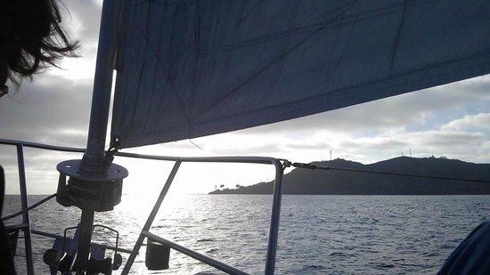 Sail San Diego: Sunset Sail