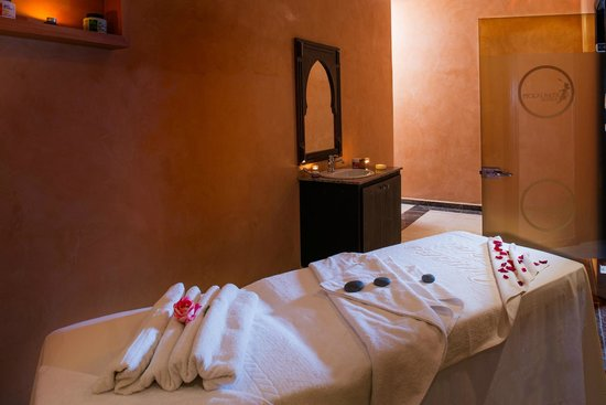Aqua Fun Club Marrakech : Spa - Massage