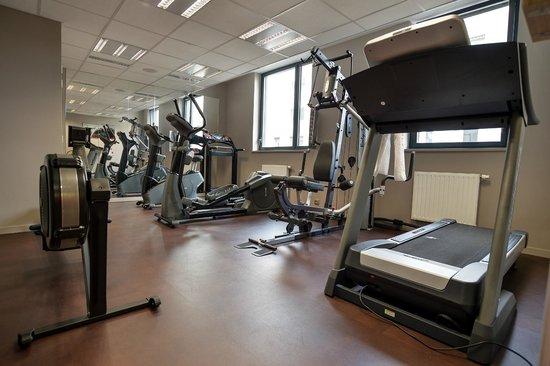 La Salle Fitness Picture Of Privilodges Carre De Jaude Clermont