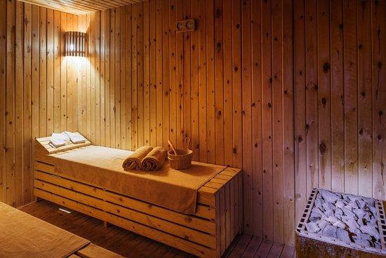 Aqua Fun Club Marrakech : Spa - Sauna