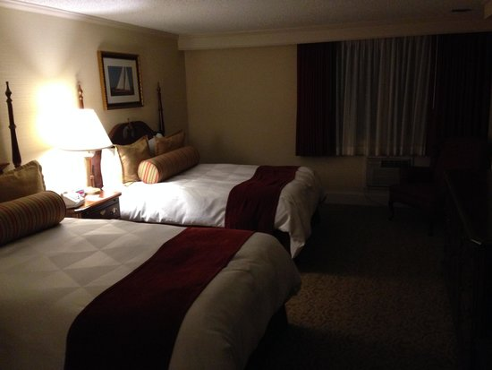 Ramada Seekonk Providence Area: Our room