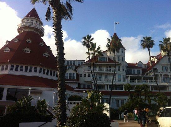 Hotel del Coronado: hotel del