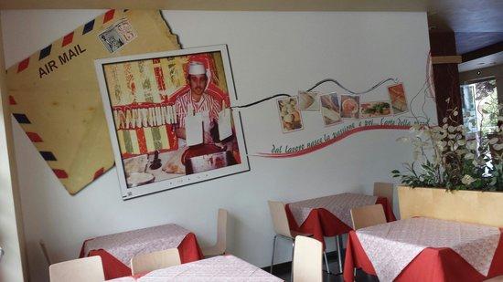 Pizzeria Capraro : GIOVANNI CAPRARO DAGLI STATI UNITI A TREBISACCE.