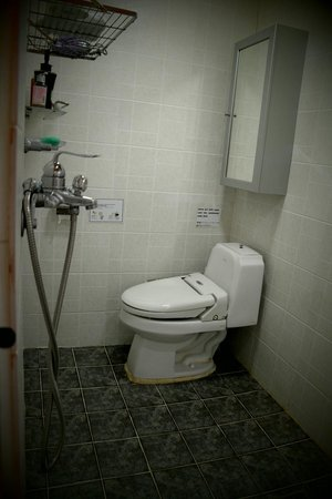 Tea GuestHouse : salle de bain