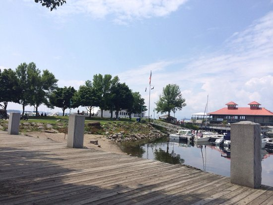 Waterfront Park : So relaxing