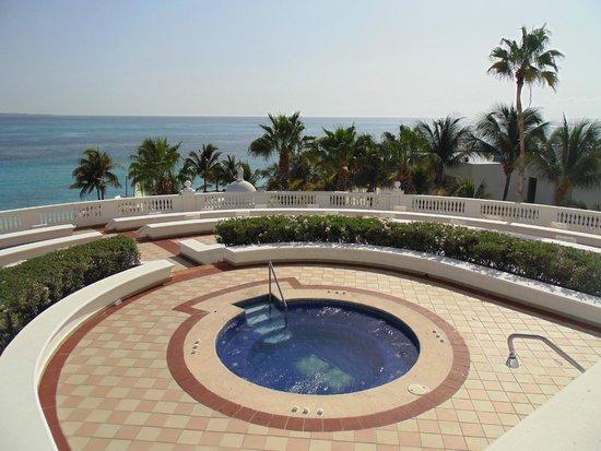 Hotel Riu Palace Las Americas: Jacuzzi.