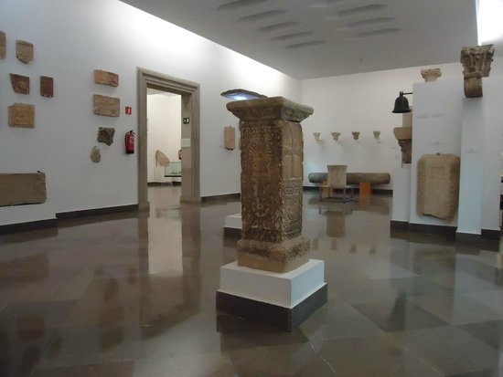 Museo Arqueológico de Sevilla: Muy cuidadas sus salas.
