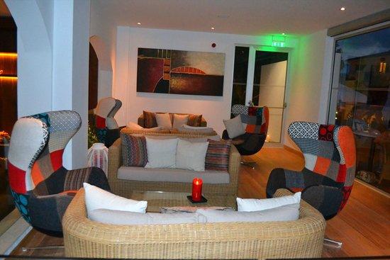 The King Jason Paphos: Adult Lounge