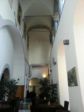 Hotel Palazzo Sitano: Sala colazioni