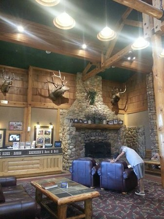 Best Western Plus Ruby's Inn: Ruby's Inn Main Lobby