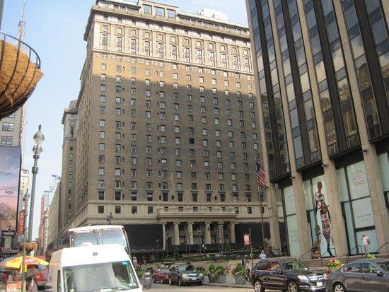 Hotel Pennsylvania New York : Hotel Pennsylvania