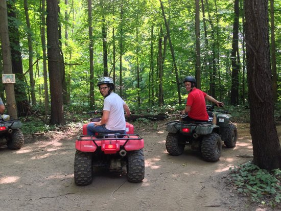 KJC ATV Rentals and Trails of South Haven: Nice vehicles
