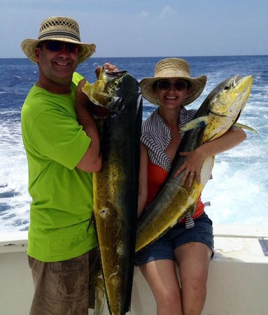 Bud n' Mary's Sportfishing Marina: Fantastic Day Fishing with My Wife