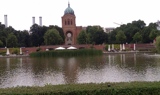 Engelbecken Park