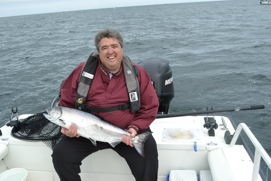 The West Coast Fishing Club - The Clubhouse: The First Catch