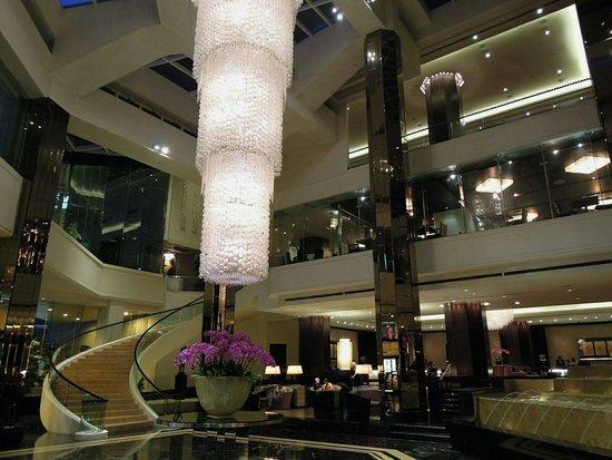 Grand Millennium Kuala Lumpur : 大廳