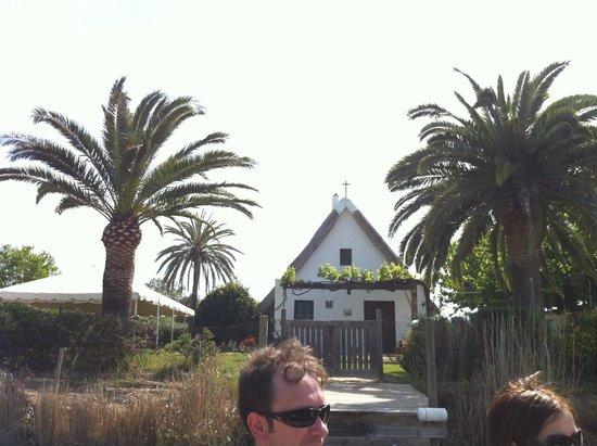Parque Natural de la Albufera: casa tipica Albufera