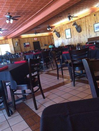 Butch's: Inside the restaurant