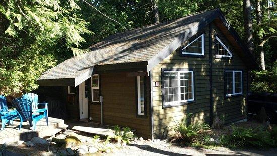 写真Surfs Inn Rainforest Cottages and Guesthouse枚