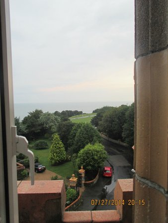Burlington Hotel: Fantastic View