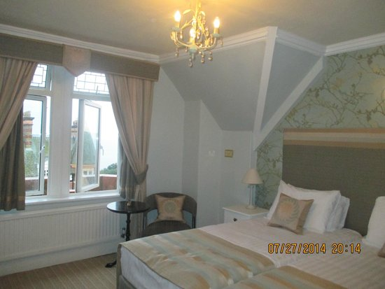 Burlington Hotel: Charming beautiful room