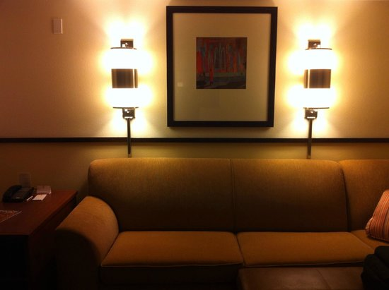 Hyatt Place Fremont/Silicon Valley : the room